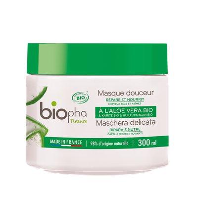 Masque douceur cheveux - Biopha Nature - Cheveux