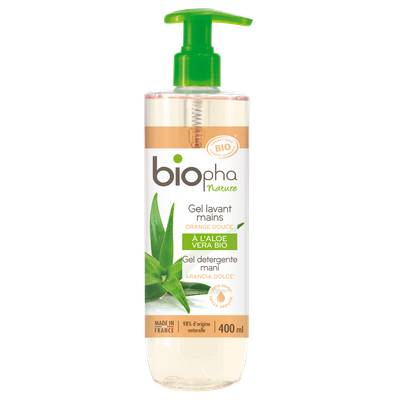 Hand gel - Biopha Nature - Hygiene