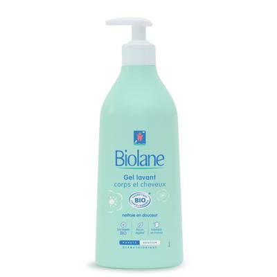 Body and hair cleansing gel - Biolane - Baby / Children