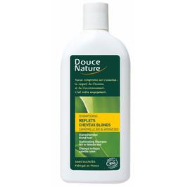 Shampoing cheveux blonds - Douce Nature - Cheveux