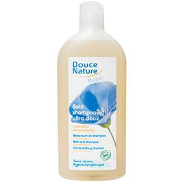 Ultra Soft Bath Shampoo Baby - Douce Nature - Baby / Children
