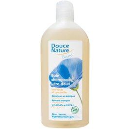 image produit Ultra soft bath shampoo baby