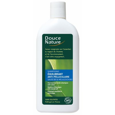 Shampooing anti-pelliculaire - Douce Nature - Cheveux