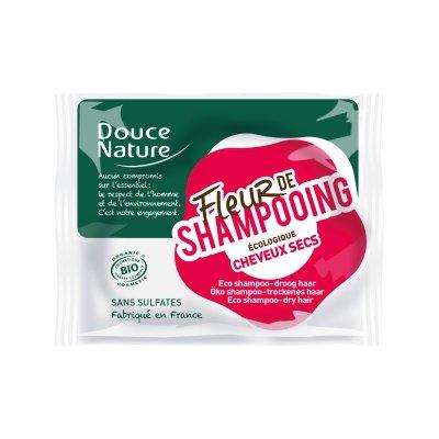 Fleur de shampooing cheveux secs - Douce Nature - Cheveux