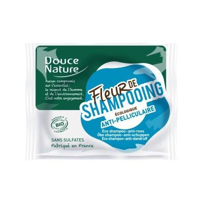Fleur de shampooing anti-pelliculaire - Douce Nature - Cheveux