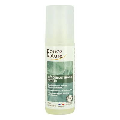 Déodorant homme - Douce Nature - Hygiène
