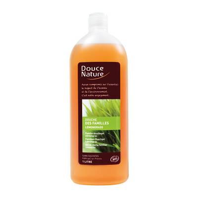 Douche des familles lemongrass - Douce Nature - Hygiène