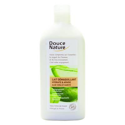 Lait démaquillant hydratant - Douce Nature - Visage