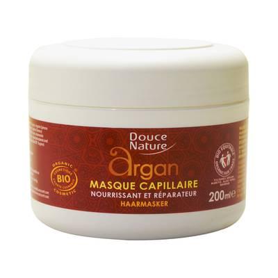Masque capillaire - Douce Nature - Cheveux