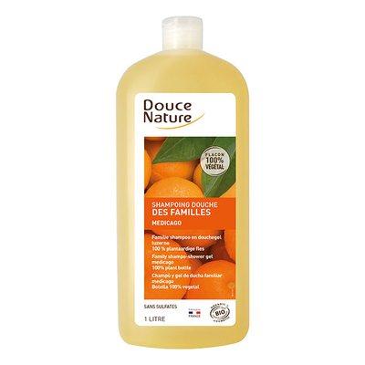 Shampooing des familles tous cheveux - Douce Nature - Cheveux