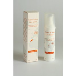 image produit Facial cream with argan