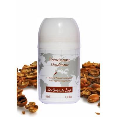 Deodorant with Organic Argan - Senteurs du Sud - Hygiene