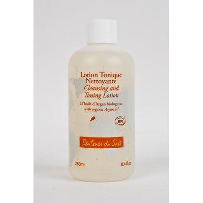 Lotion Tonique Hydratante à l'huile d'argan bio - Senteurs du Sud - Visage