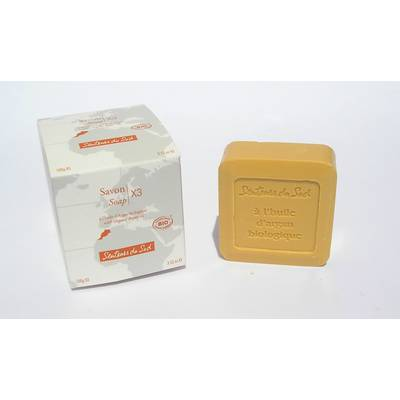 Soap with Organic Argan - Senteurs du Sud - Hygiene