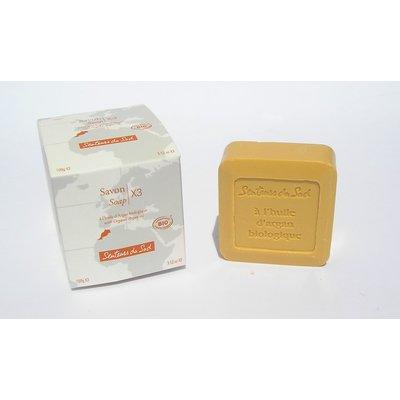 Soap with Organic Argan - Senteurs du Sud - Hygiene