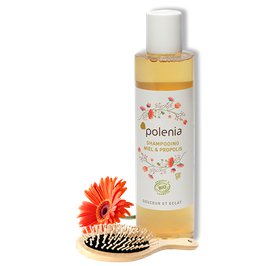 Shampooing miel et propolis - POLENIA - Hair