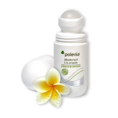 déodorant à la propolis - POLENIA - Hygiene