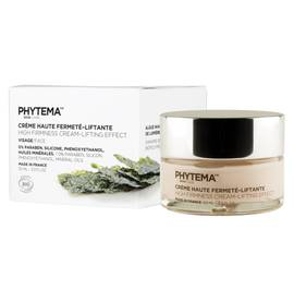 Crème Haute Fermeté liftante - PHYTEMA Skin care - Visage