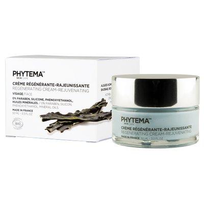Crème régénérante-rajeunissante - PHYTEMA Skin care - Visage