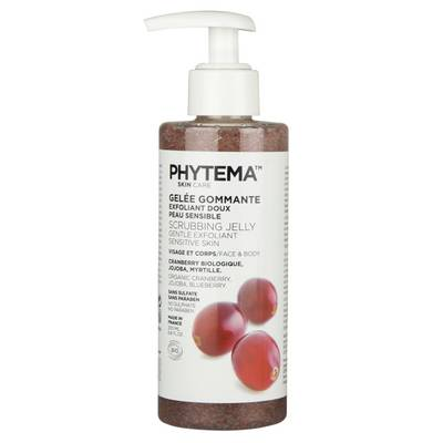 Scrubbing Jelly - PHYTEMA Skin care - Face