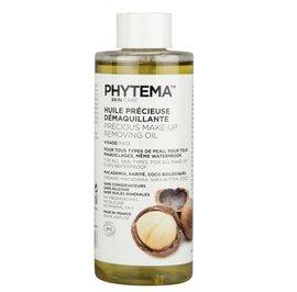 image produit Precious makeup removal oil