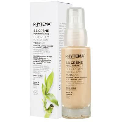 BB CREMA - 01 - Sandy Beige - PHYTEMA Skin care - Face - Make-Up
