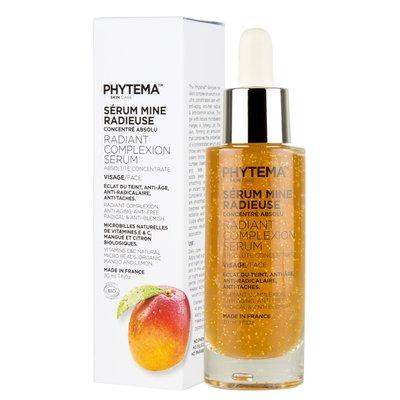 Sérum Mine Radieuse - PHYTEMA Skin care - Visage