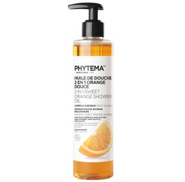 image produit Sweet orange shower oil 2in1