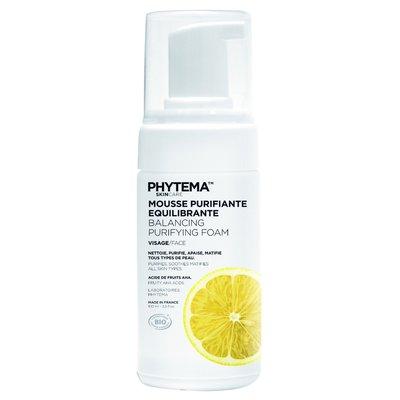 Mousse purifiante équilibrante - PHYTEMA Skin care - Visage