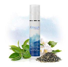 AIXALLIA Crème de jour protectrice au thé vert - AIXALLIA - Face