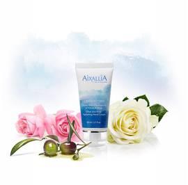 image produit Aixallia crème mains hydratante à l'olive et rose