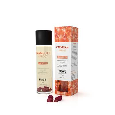 CARNELIAN APRICOT - Exsens - Massage and relaxation
