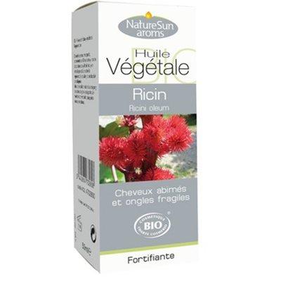Huile végétale de Ricin - NatureSun Aroms - Corps