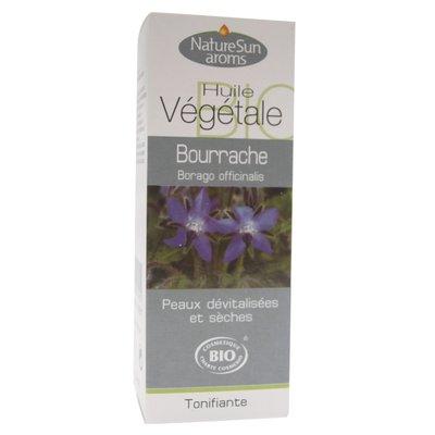 Huile végétale de Bourrache - NatureSun Aroms - Visage