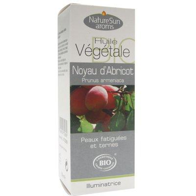 Huile végétale de Noyau d'Abricot - NatureSun Aroms - Visage