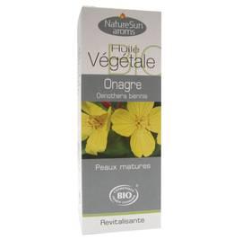 Oenothera vegetable oil - Natur Sun Aroms - Face