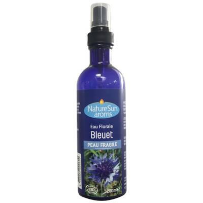 Eau florale bleuet - Natur Sun Aroms - Visage