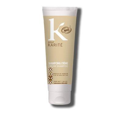 Cream Shampoo Clay & Shea - K POUR KARITE - Hair