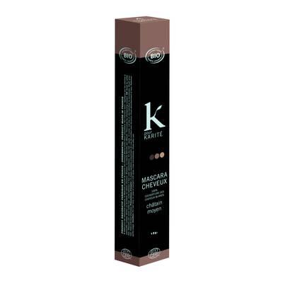 HAIR MASCARA DARK BROWN 0.52 OZ - K POUR KARITE - Hair