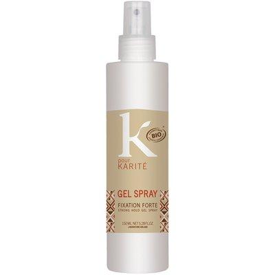Gel spray laque - K POUR KARITE - Cheveux