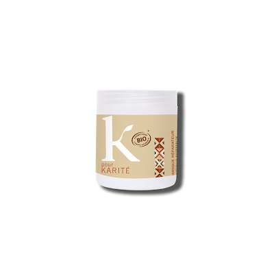 Women-Repair Mask Clay & Shea Butter 200gr. - 7.06 fl.oz - K POUR KARITE - Hair