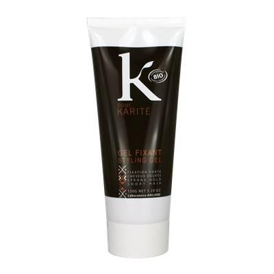 Gel fixation forte - K POUR KARITE - Cheveux