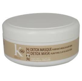 Masque Détox purifiant Argile & Aloé Vera - K POUR KARITE - Cheveux