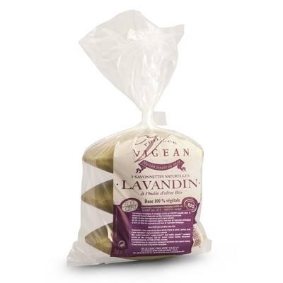 Savonnettes verveine à l'huile d'olive - Huilerie vigean - Hygiène