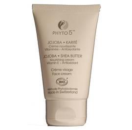 Crème jojoba karité - PHYTO 5 - Visage