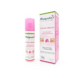 Super Nourishing Moisturizing Cream 50ml - Mosqueta's - Face