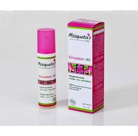 Emulsion 40 50ml - Mosqueta's - Face