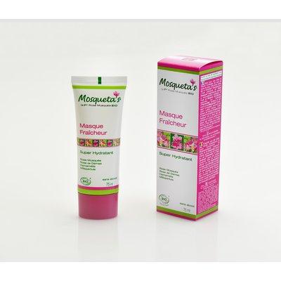 Masque fraicheur super hydratant 75ml - Mosqueta's - Visage