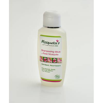 Shampoo 200ml - Mosqueta's - Hair