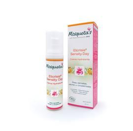 Elicrisia Sensity Day crème hydratante peau sensible, sèche ou couperose - Mosqueta's - Visage